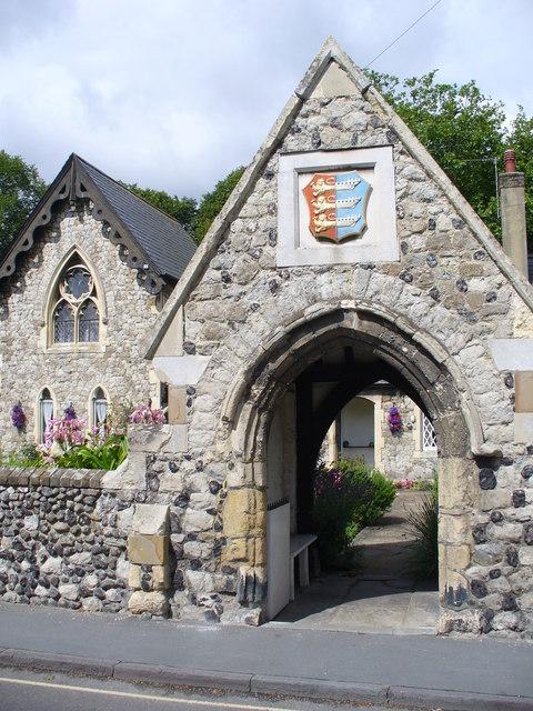 St Thomas' Hospital Gateway