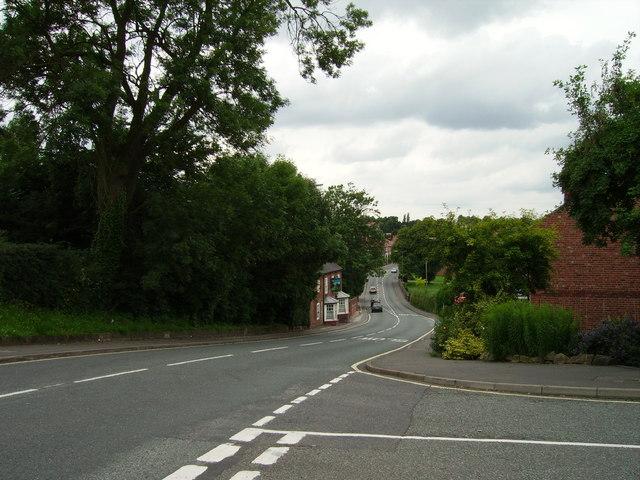 High Street Loscoe