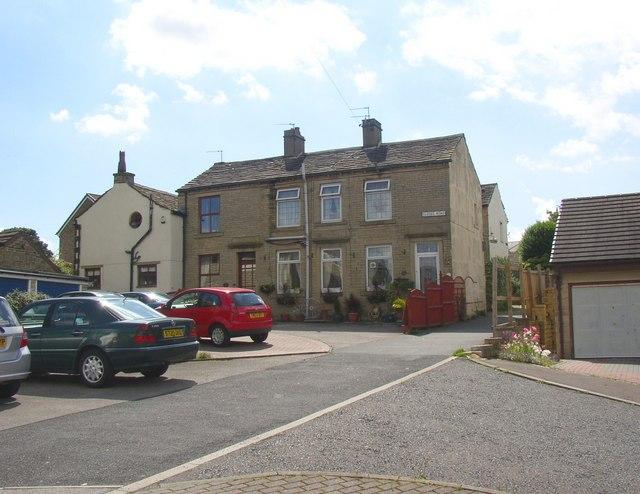 Houses, Closes Road, Rastrick