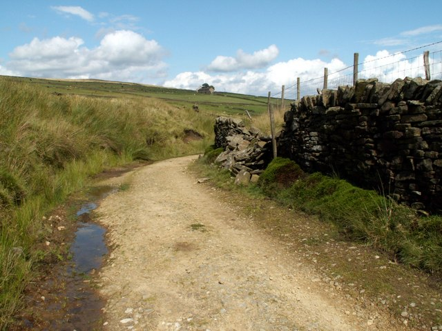 On the bend in Nether Lane