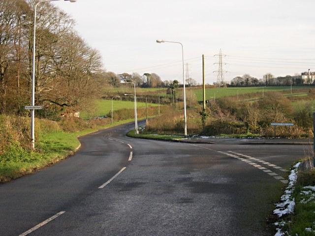 Tamerton Road
