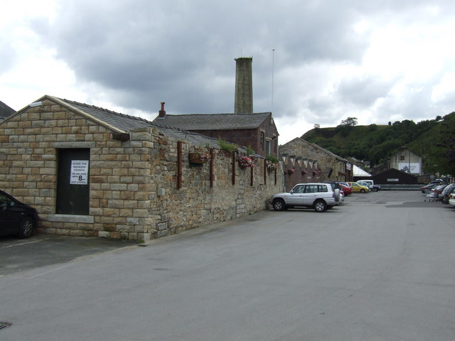 Calderbank Nurseries, Walsden