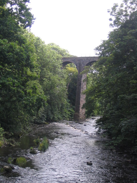 Camps Viaduct, Almondell