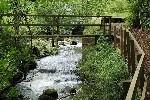 Dreel Burn bridge