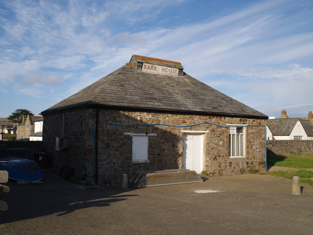 The Bark House, Bude