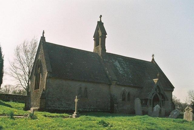 Caundle Marsh: parish church of Ss. Peter & Paul