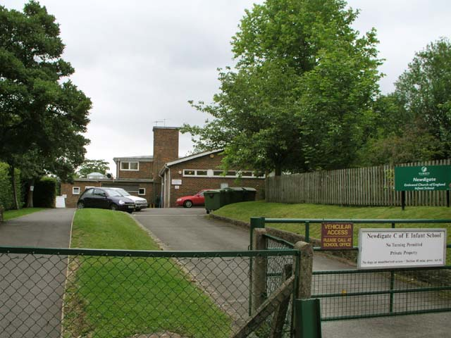 Newdigate Endowed Church of England Infant School