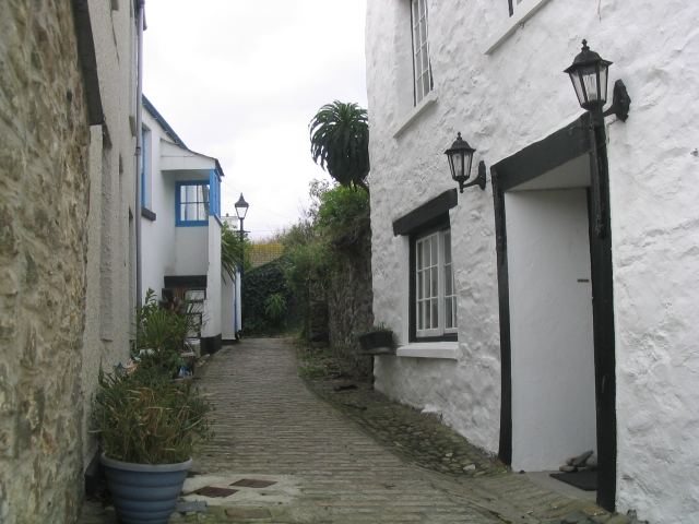 Rattle Street, Gorran Haven