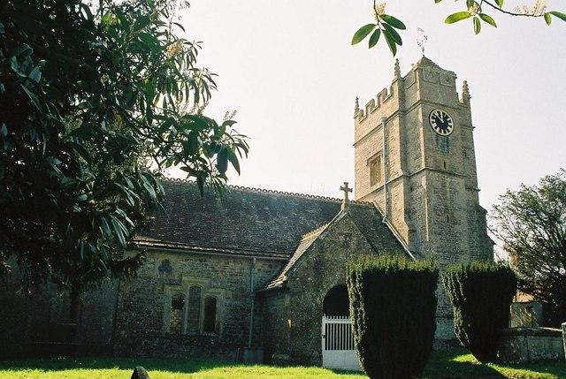 Ryme Intrinseca: parish church of St. Hippolyte