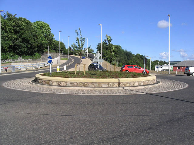 The Station Brae Roundabout