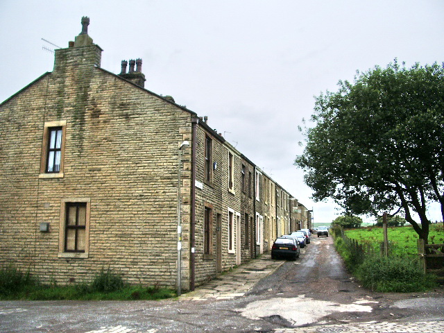 Rhoden Road, Oswaldtwistle