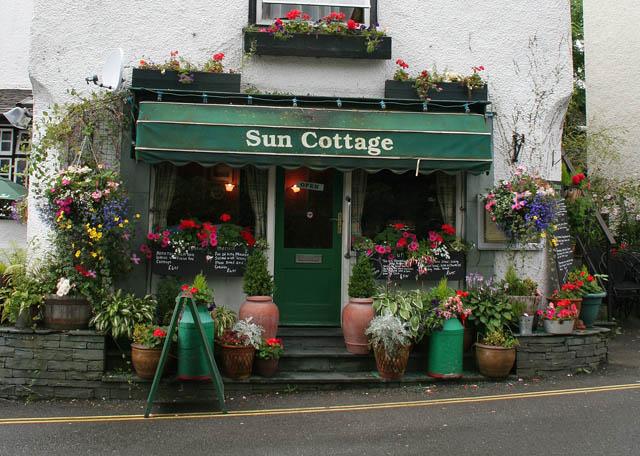 Sun Cottage Café, Hawkshead