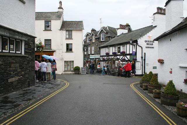 Main Street, Hawkshead