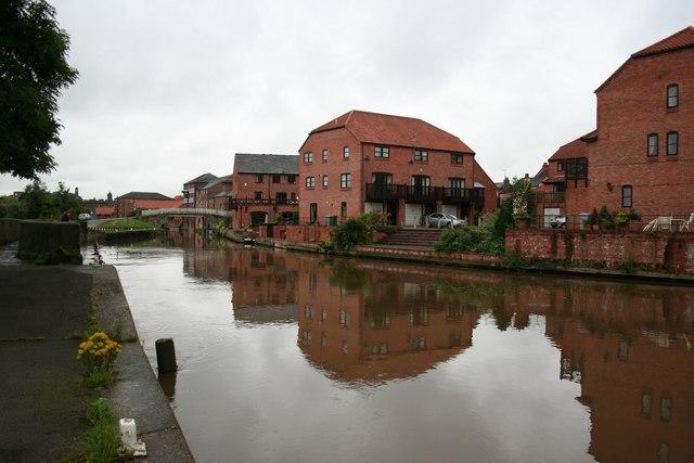 Riverside properties