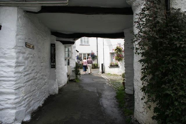 Vicarage Lane, Hawkshead