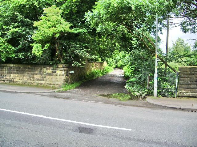 Heirshouse Lane, Colne