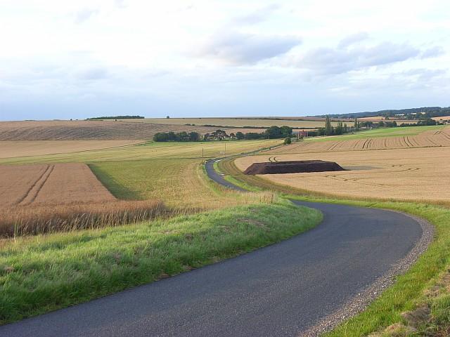 Icknield Way, Woodcote
