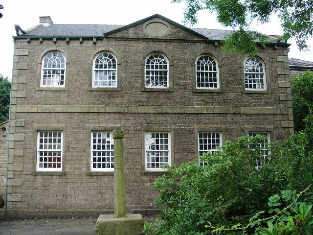 Old Grammar School, Colne
