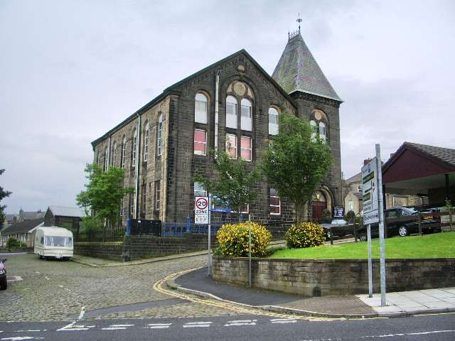 Trinity Baptist Church, Colne