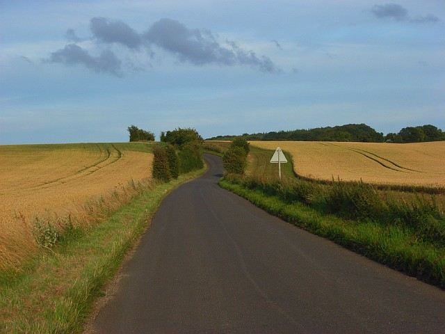 South Stoke Road, Woodcote