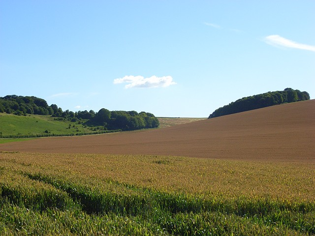 Farmland, Aston Upthorpe