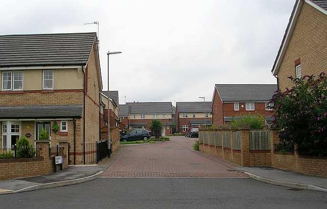 Magdalin Drive