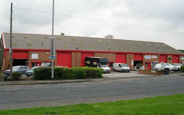 Swinnow Court Retail Units - Stanningley Road
