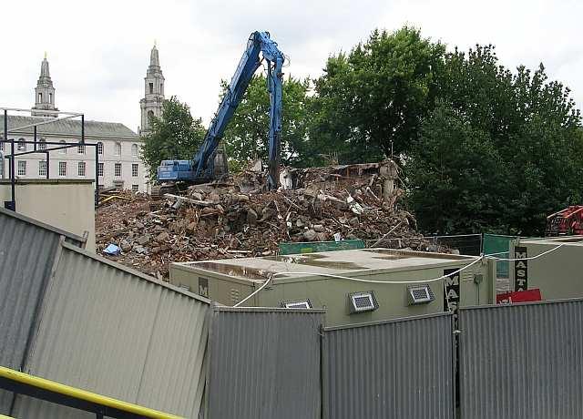 Leeds Metropolitan University - Calverley Street
