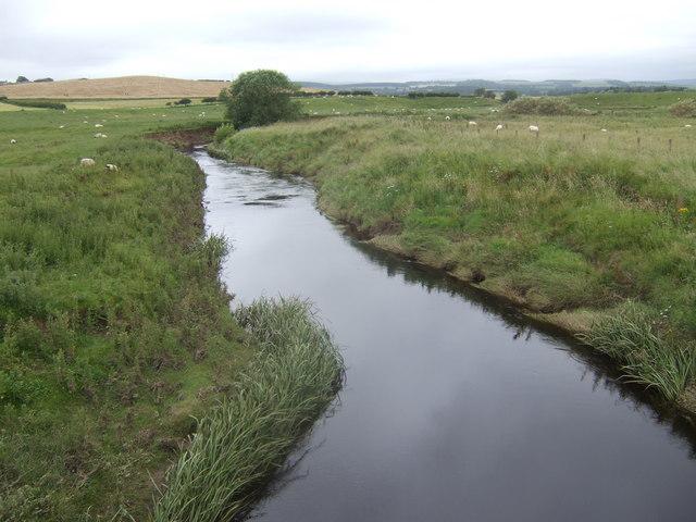 River Till - downstream