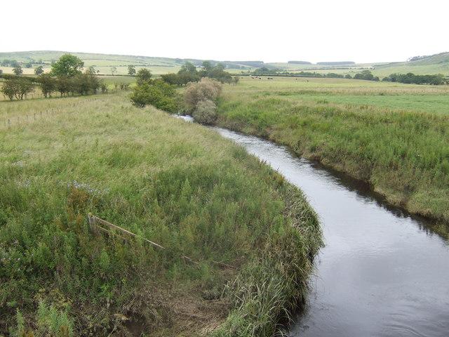 River Till - upstream