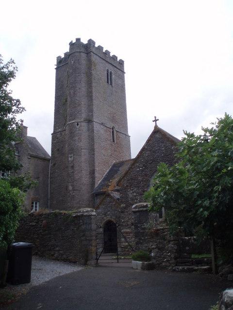 East Ogwell Church