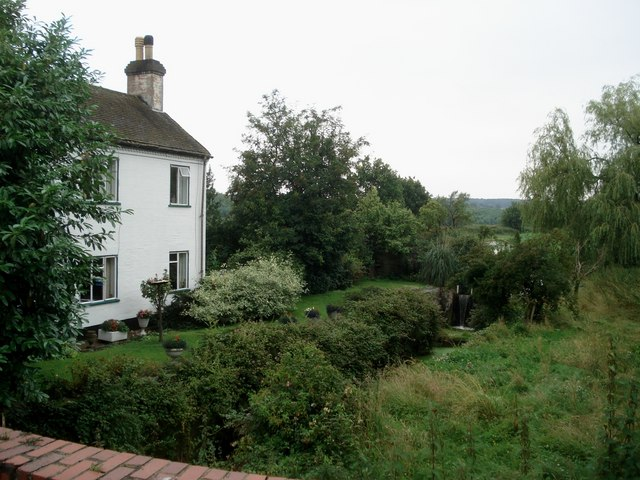 Lock keepers cottage near Porter's Mill