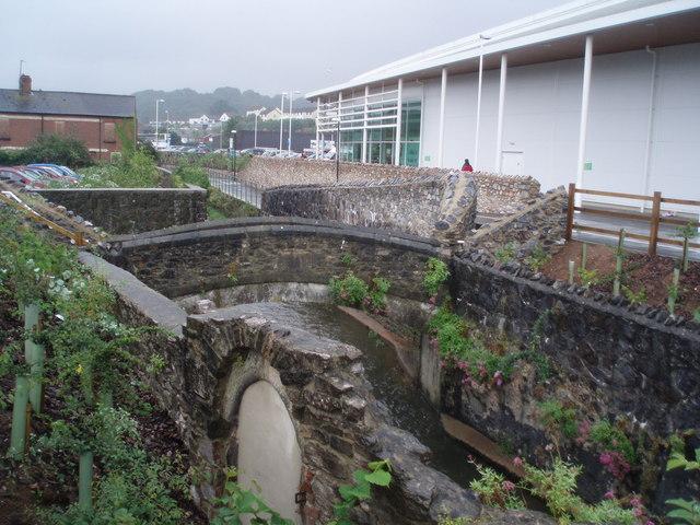 Asda, Brownfield Development
