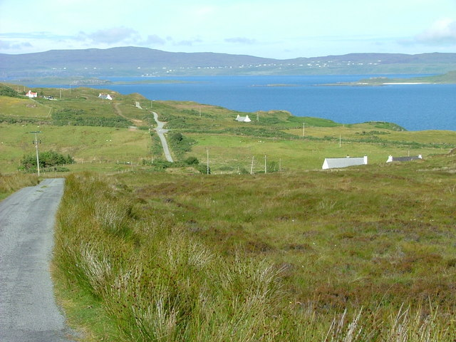 Road to Borreraig
