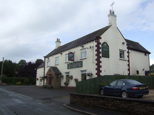 The Salutation Inn, Irthington