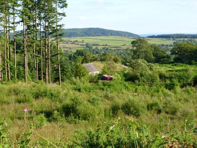 Glenshalloch House