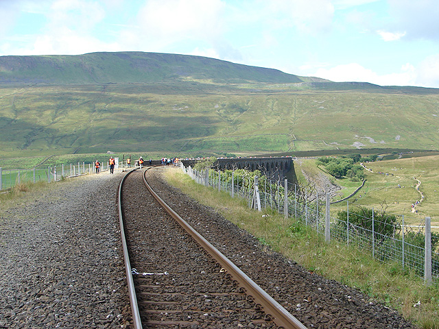 Ribblehead Viaduct Walk 22nd July 2007