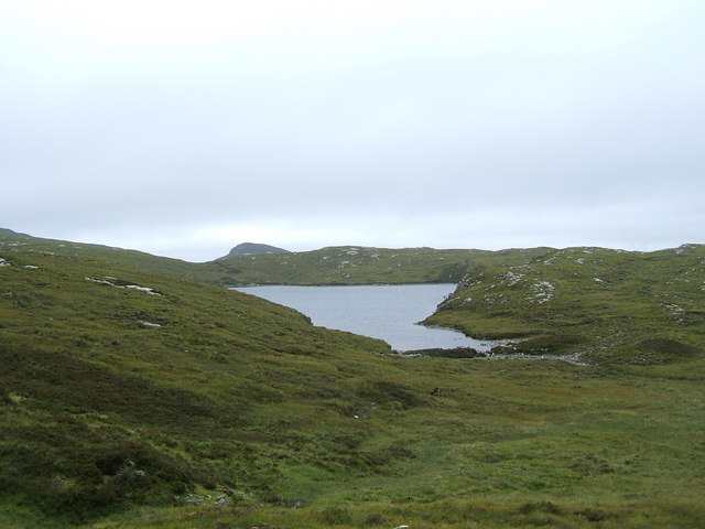 View on Loch an Fhiona