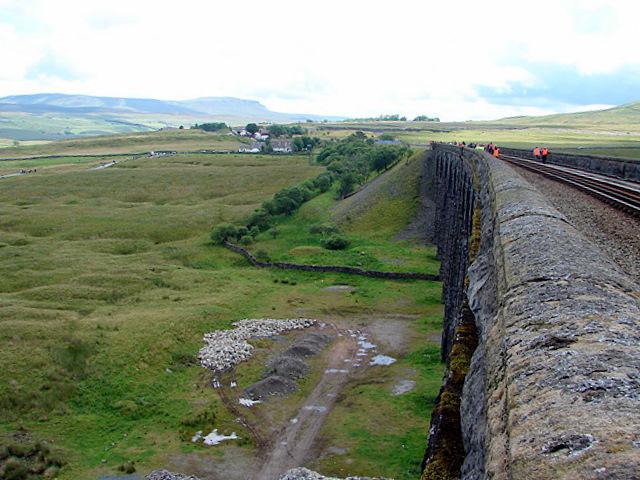 Ribblehead Viaduct Walk 22nd July 2007