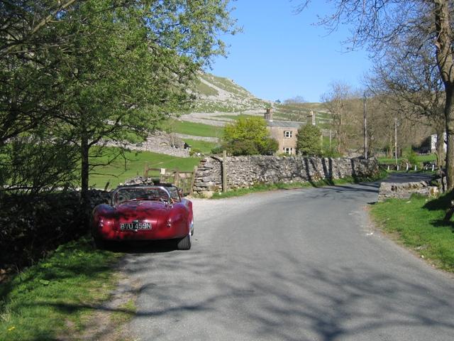 Minor Road near Gordale Bridge