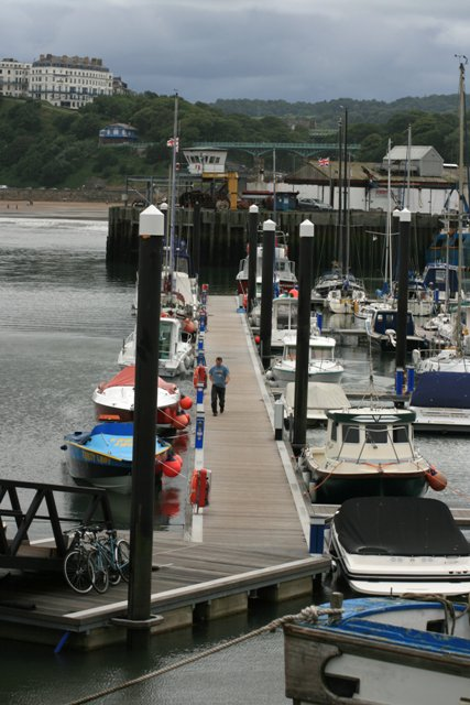 Visitors' Moorings