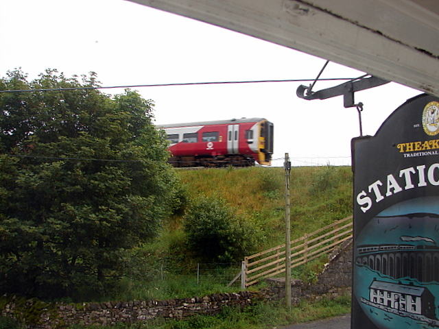 Trains return to the Settle & Carlisle Railway