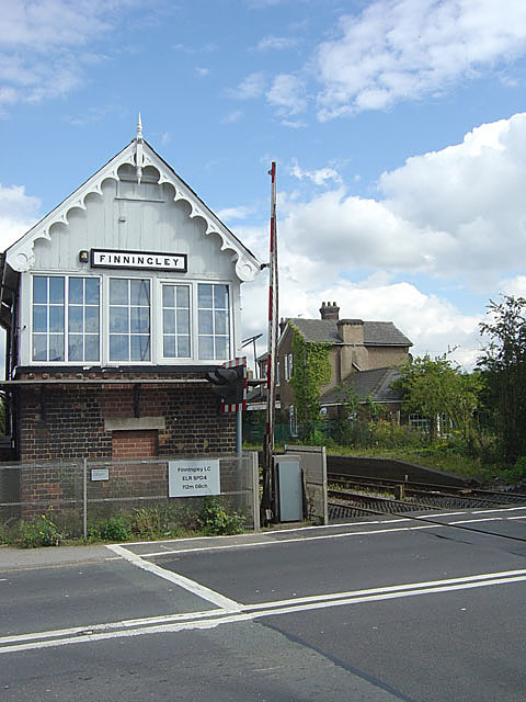 Finningley Signal Box