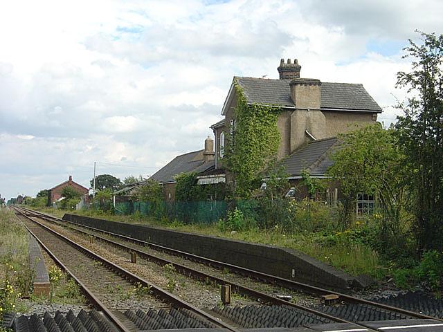 Finningley Station