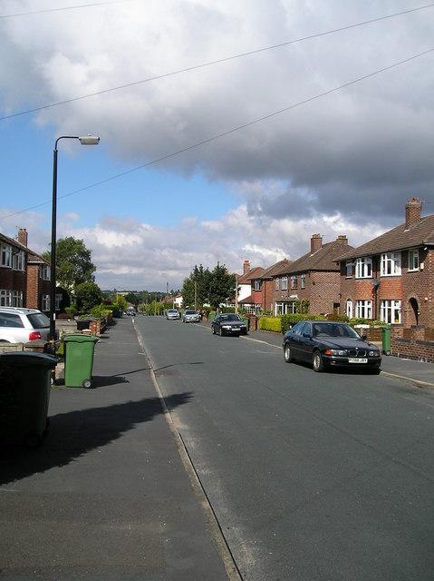 Lorraine Road, Timperley