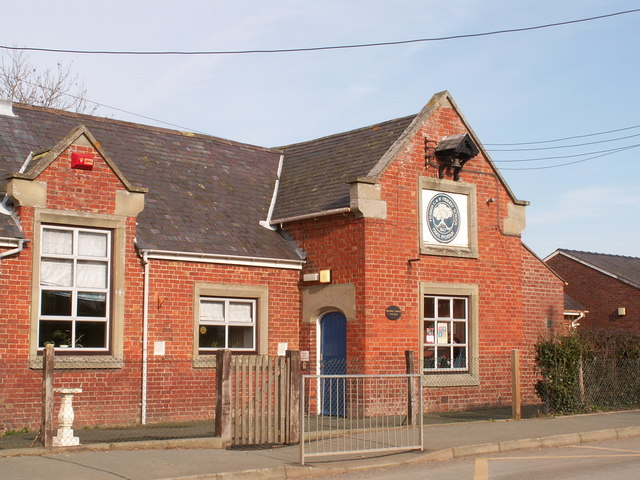 Forden Church In Wales School