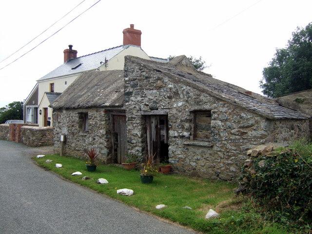 Stone sheds