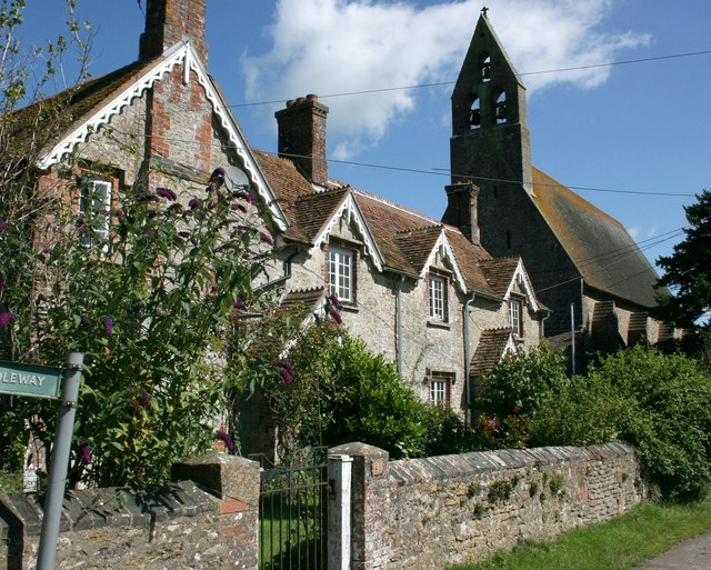 2007 : Witham Friary Church and Cottages