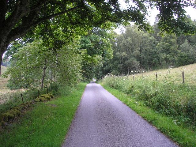 Glen Fincastle Road