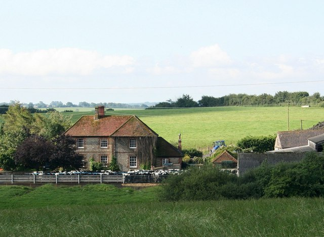 2007 : Quarry Hill Farm, Witham Friary